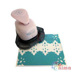 Перфоратор (пънч) за ъгъл и фриз 2.5 cm диамант