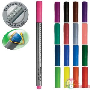 Тънкописец Faber-Castell GRIP FINEPEN 0.4